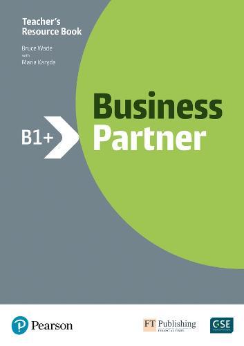 Business Partner B1+ Teacher's Book and MyEnglishLab Pack - Business Partner