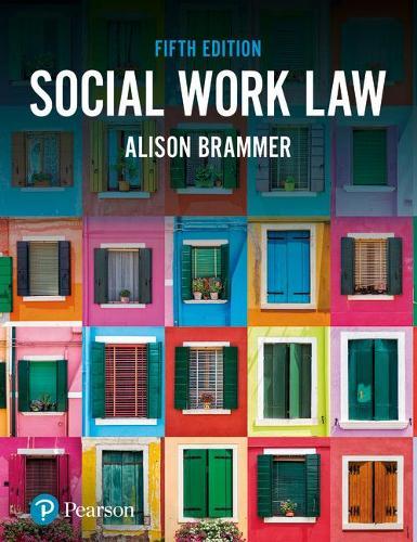 Social Work Law (Paperback)