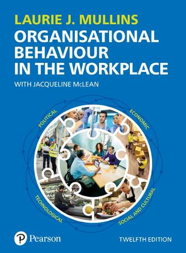 Mullins: OB in the Workplace_12 (Paperback)