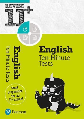 Revise 11+ English Ten-Minute Tests - Revise KS2 English (Paperback)