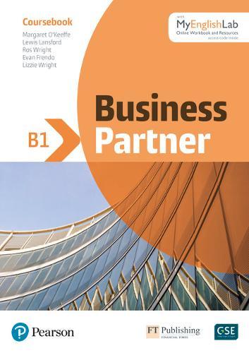Business Partner B1 Coursebook for Standard Pack - Business Partner (Paperback)