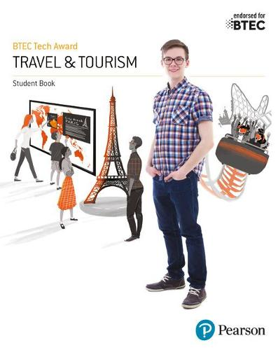 BTEC Tech Award in Travel and Tourism Student Book - BTEC Tech Award Travel and Tourism (Paperback)