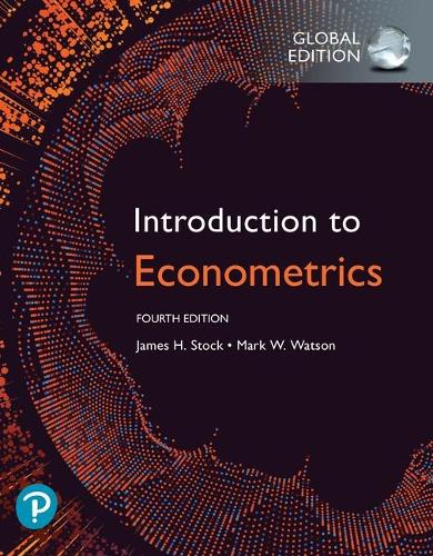 Introduction to Econometrics, Global Edition (Paperback)