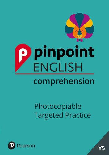 Pinpoint English: Comprehension (Year 5) - Pinpoint (Spiral bound)