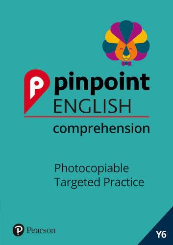 Pinpoint English: Comprehension (Year 6) - Pinpoint (Spiral bound)
