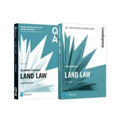 Land Law Revision Pack 2018: Land Law Revision Guide and Q&A (Paperback)