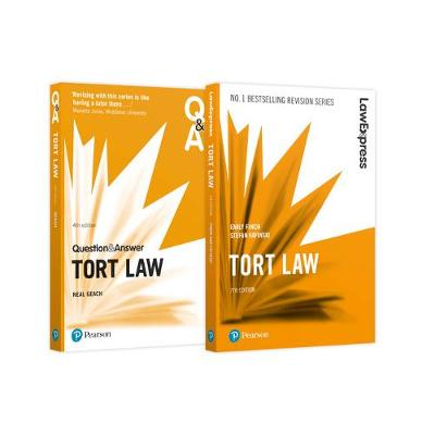 Tort Law Revision Pack 2018: Tort Law Revision Guide and Q&A (Paperback)