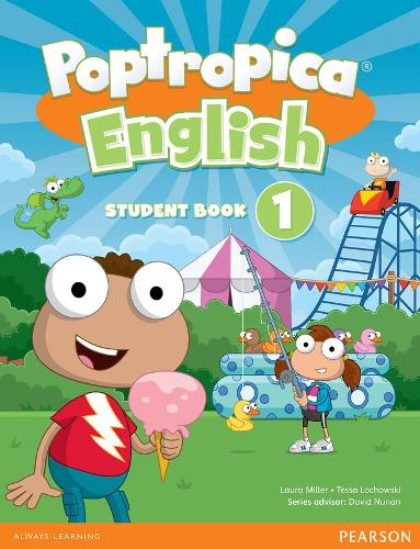 Poptropica English American Edition 1 Student Book and PEP Access Card Pack - Poptropica