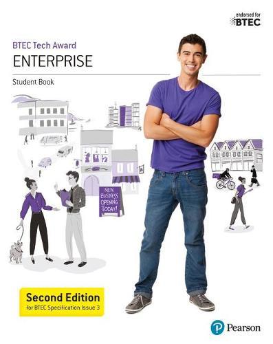 BTEC Tech Award Enterprise Student Book 2nd edition - BTEC Tech Award Enterprise (Paperback)