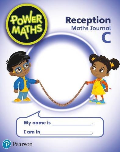 Power Maths Reception Pupil Journal C - Power Maths Print (Paperback)