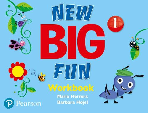 Big Fun Refresh Level 1 Workbook - Big Fun (Paperback)
