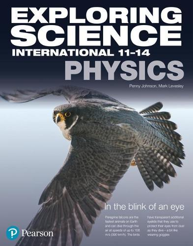 Exploring Science International Physics Student Book - Exploring Science 4 (Paperback)
