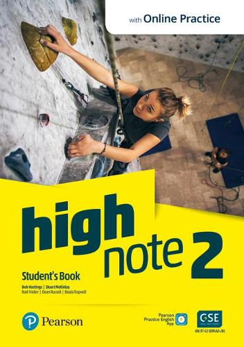 High Note 2 Student's Book with Standard PEP Pack - High Note