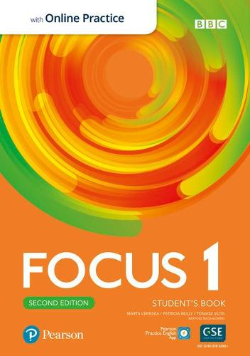 Focus 2e 1 Student's Book with PEP Standard Pack - Focus