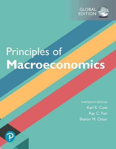 Principles of Macroeconomics, Global Edition (Paperback)