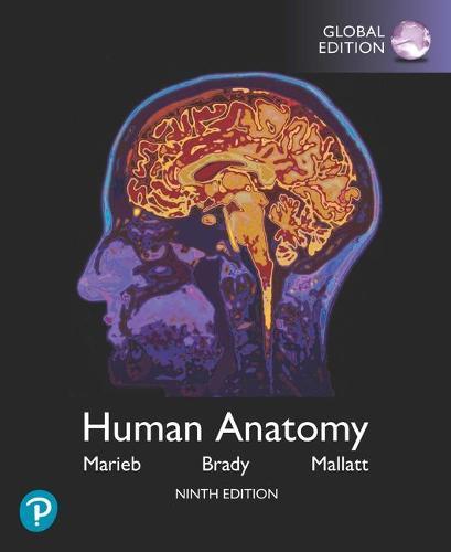 Human Anatomy, Global Edition (Paperback)