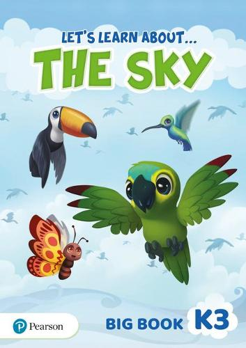 Let's Learn About the Sky K3 Big Book - Let's Learn About The Earth (Paperback)