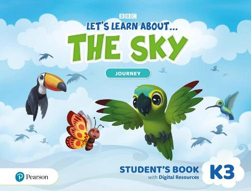 Let's Learn About the Sky K3 Journey Student's Book and PIN Code pack - Let's Learn About The Earth