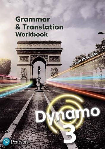 Dynamo 3 Grammar & Translation Workbook - DYNAMO (Paperback)