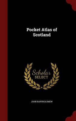 Pocket Atlas of Scotland (Hardback)