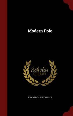 Modern Polo (Hardback)