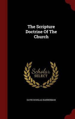 The Scripture Doctrine of the Church (Hardback)