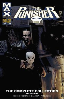 Punisher Max Complete Collection Vol. 1 (Paperback)