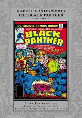 Marvel Masterworks: The Black Panther Vol. 2 (Hardback)