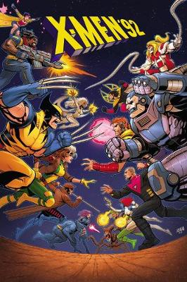 X-Men '92 Vol. 1: The World is A Vampire (Paperback)