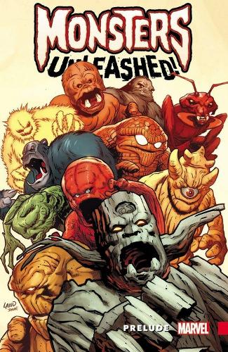 Monsters Unleashed Prelude (Paperback)