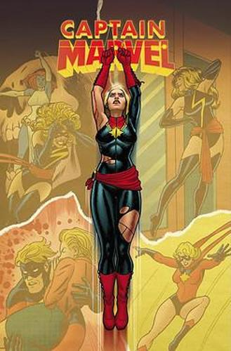 Captain Marvel: Earth's Mightiest Hero Vol. 2 (Paperback)