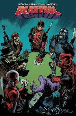 Deadpool: World's Greatest Vol. 5: Civil War Ii (Paperback)