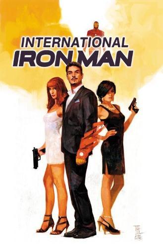 International Iron Man Vol. 1 (Hardback)