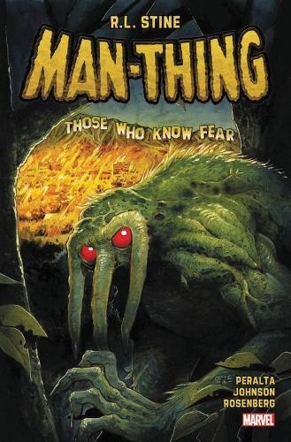 Man-thing By R.l. Stine (Paperback)