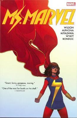 Ms. Marvel Omnibus Vol. 1 (Hardback)