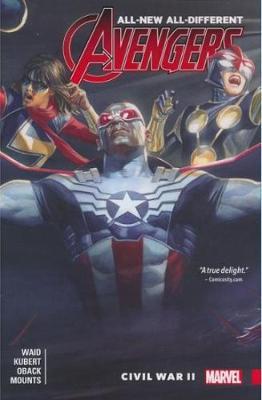 All-new, All-different Avengers Vol. 3: Civil War Ii (Paperback)