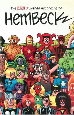 The Marvel Universe According To Fred Hembeck (Paperback)