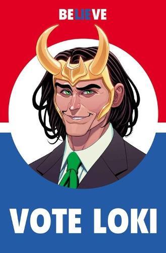 Vote Loki (Paperback)