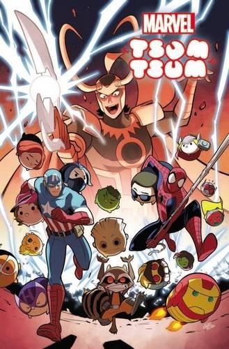 Marvel Tsum Tsum: Takeover! (Paperback)