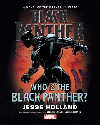 Black Panther: Who Is The Black Panther (Hardback)