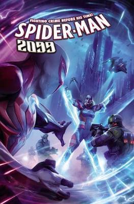Spider-man 2099 Vol. 5: Civil War Ii (Paperback)