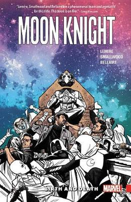 Moon Knight Vol. 3: Birth And Death (Paperback)