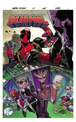 Deadpool: Too Soon? (Paperback)