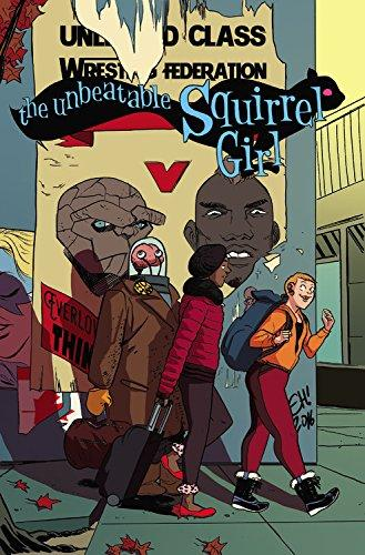 The Unbeatable Squirrel Girl Vol. 5: Like I'm The Only Squirrel In The World (Paperback)