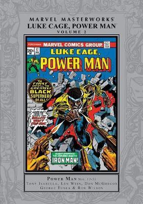 Marvel Masterworks: Luke Cage, Power Man Vol. 2 (Hardback)