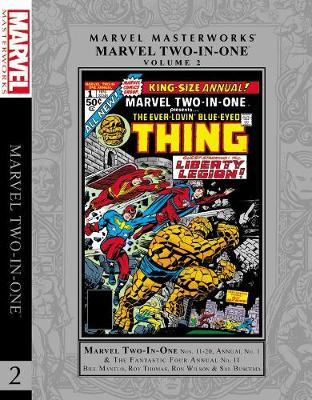 Marvel Masterworks: Marvel Two-in-one Vol. 2 (Hardback)