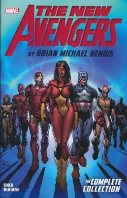 New Avengers By Brian Michael Bendis: The Complete Collection Vol. 1 (Paperback)