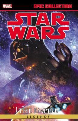 Star Wars Legends Epic Collection: The Empire Vol. 3 (Paperback)
