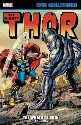 Thor Epic Collection: The Wrath Of Odin (Paperback)