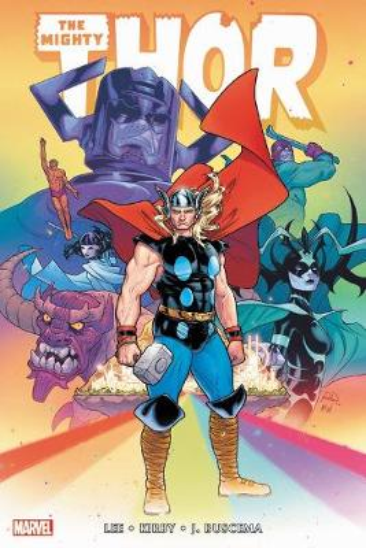 The Mighty Thor Omnibus Vol. 3 (Hardback)